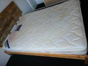 Bed Frame and Mattress For Sale North Bondi Eastern Suburbs Preview