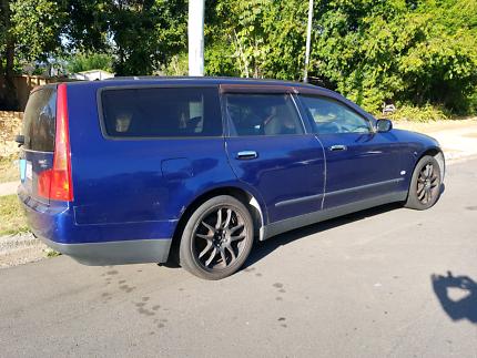 2001 M35 stagea turbo wagon