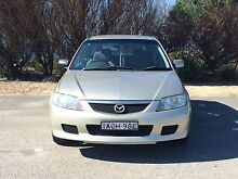 2003 Mazda 323 Hatchback Merewether Newcastle Area Preview