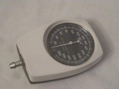 Tycos Pocket Aneroid Sphygmomanometer Gauge Only Pressure 0 300 Mm Hg