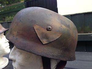 Three Colour M38 Para Helmet Replica
