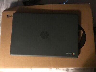 HP Chromebook 14-db0023dx 14 inch (32GB, AMD A4 Dual-Core, 2.40GHz, 4GB)...