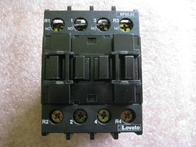 LOVATO BF25.22-230VAC CONTACTOR 100278