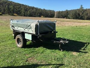 Track 4x4 off road camping trailer Berwick Casey Area Preview