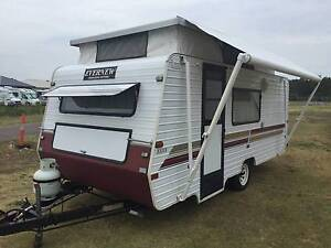 1994 Evernew Pop Top Caravan Newcastle Newcastle Area Preview