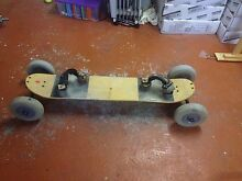 Dirt/off road skateboard Dudley Lake Macquarie Area Preview