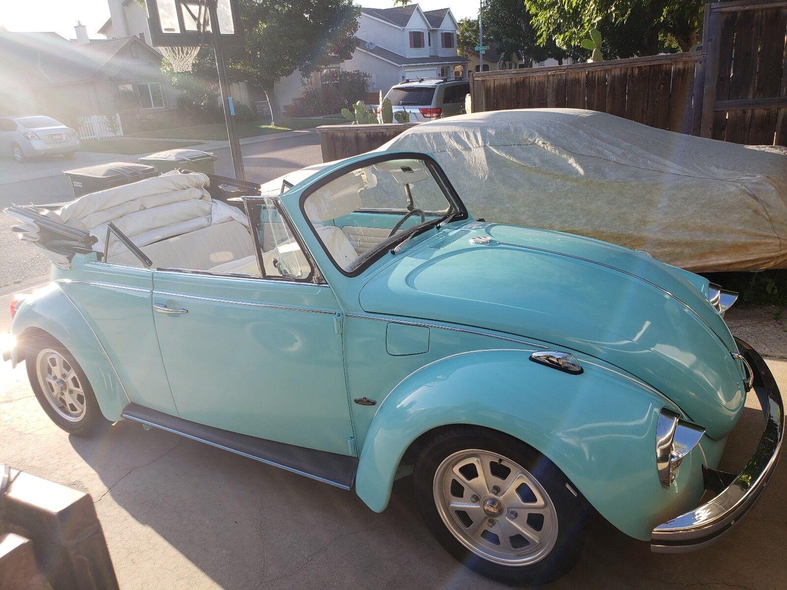 1972 Volkswagen Beetle - Classic  1972 Volkswagen Bug Classic Convertible High Performance 2163 CC Motor