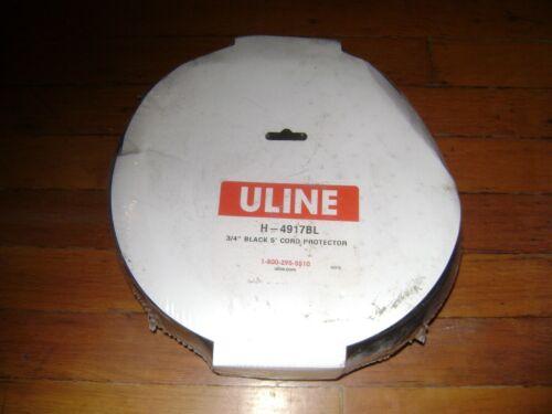 "ULINE H-4917BL 3/4"" Cord Protector - 5"