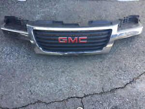 Grille gmc canyon