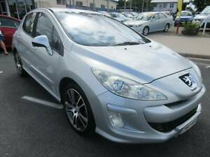 2008 Peugeot 308 XSE HDi TURBO DIESEL Automatic Hatchback Westcourt Cairns City Preview