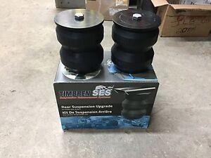 Rear suspension rubber kit