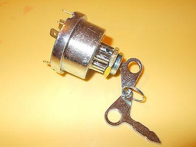 82849085 New Holland Ignition Start Switch Diesel 3000 4000 5000 5610 5600 Tw30