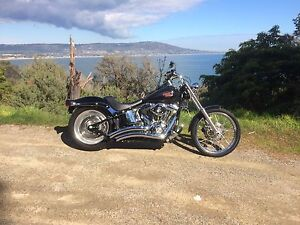 Harley Davidson 2007 softail custom 8400klms Cranbourne North Casey Area Preview