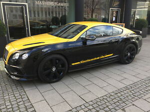 Bentley Continental GT Supersports N24 - 1 von 24 lim.