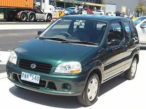 2001 Suzuki Ignis Hatchback Footscray Maribyrnong Area Preview