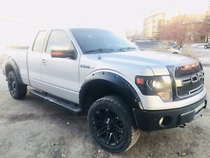 2014 ford f 150 fx4