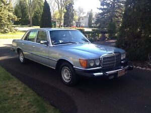 1980 Mercedes Benz 300SD Turbo Diesel, As new, Only 125,000 kms