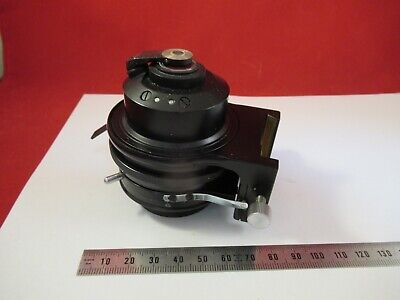 Zeiss Polmi Germany Condenser Pol Polarizing Microscope Part As Pic 12-a-09