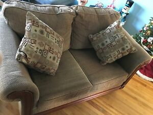 Great Couch and Love Seat!