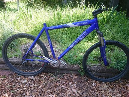 Specialized Hard Rock mountain bike frame Summer Hill Ashfield Area Preview