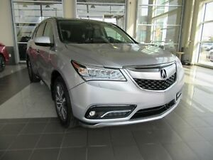2015 Acura MDX Navigation Package DUAL ZONE HEATING, 7 PASSEN...