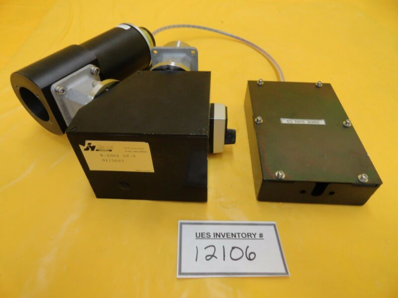 Jobin Yvon H-1061 UV-V Monochromator PTPA-01 PCB Hitachi M-712E Etcher Used