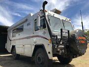 MERCEDES BENZ UNIMOG 1700L DESERT CRUISER MOTORHOME New Gisborne Macedon Ranges Preview