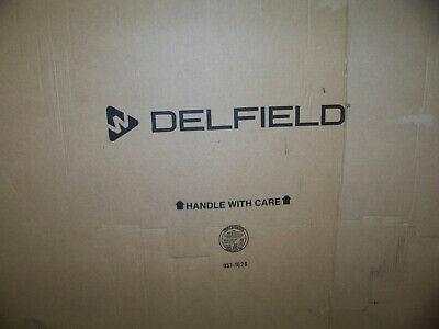 Delfield 3 Door 72 Mega Top Refrigerated Sandwich Prep Table 12 Amp 115v 12 Hp