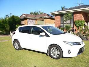 2013 COROLLA ASCENT SPORTS CVT AUTO 7 SPEED 1 0WNER  27800 KLM Taree Greater Taree Area Preview