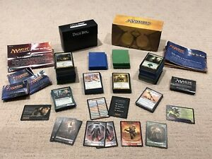 Magic The Gathering Cards, Deck Boxes, Card Sleeves etc.
