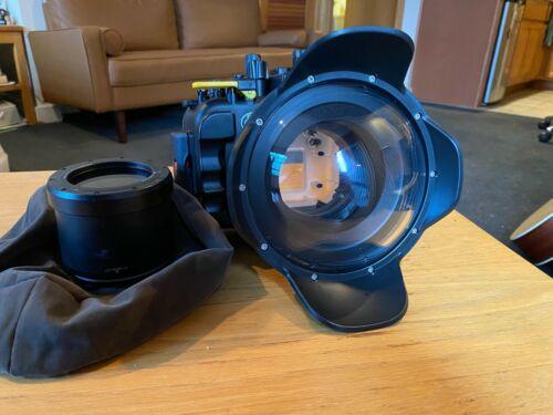 Panasonic Lumix GH5 & GH5S 40m/130ft Underwater Camera Housing