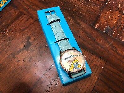 Smurfs Smurfette Watch - New in Box