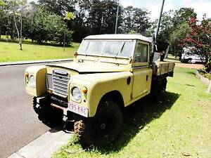 1973 Land Rover (4X4) Coupe Aspley Brisbane North East Preview