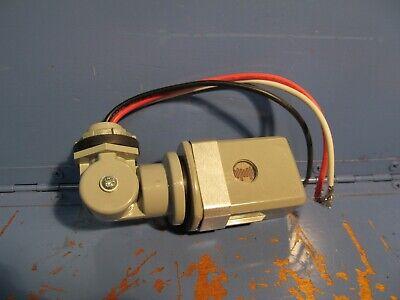 Precision St-15 Photo Switch 120 Vac Raintight Enclosure
