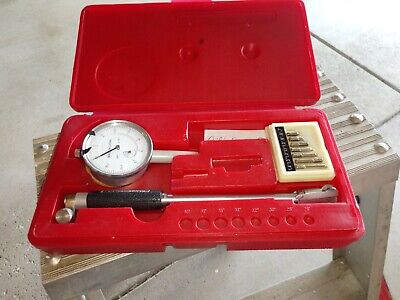 Mhc Dial Bore Gage Sets 7 To 1.5 X .001