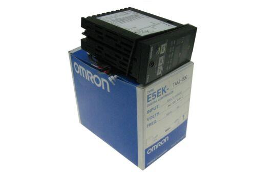 > OMRON E5EK-TAA2-500 -AS IS-