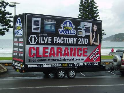 ADVERTISING TRAILER Hurstville Hurstville Area Preview