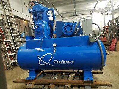 Quincy 370 Air Compressor