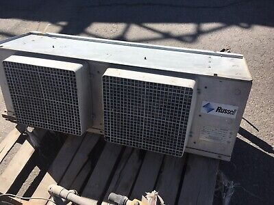 Russel Walk In Cooler 2 Fan Unit Evaporator Condenser
