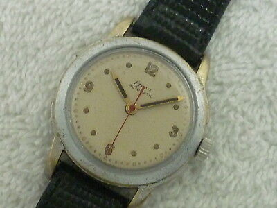 VINTAGE ONSA AUTOMATIC MILITARY 17 Jewels SWISS MADE Fully Serviced Watch
