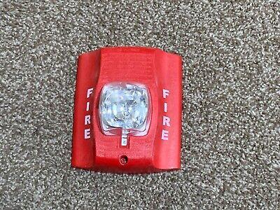 System Sensor Sr Spectralert Advance Fire Alarm Remote Strobe No Bracket