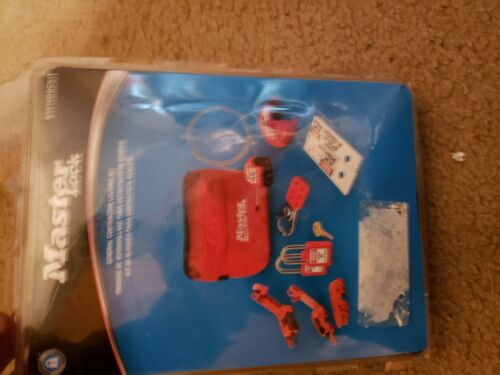 MASTER LOCK GENERAL CONTRACTOR LOCKOUT KIT S1010DGCKIT