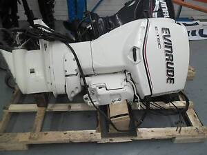 "Evinrude Etec 90hp 25"" Shaft Wangara Wanneroo Area Preview"