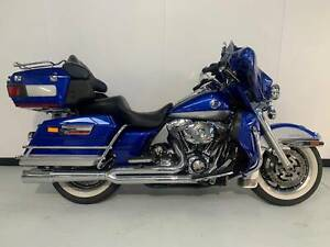 Harley-Davidson Ultra Classic Somerton Park Holdfast Bay Preview