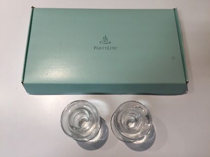 Partylite Candle Holders/ Candles