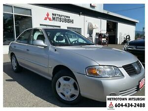 2006 Nissan Sentra 1.8 Special Edition Package; New tires!
