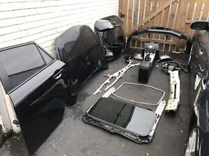 2010 Mazda 3 parting out.