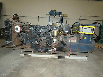 75kw Vm Motorimarathon Standby Diesel Generator - Running Takeout