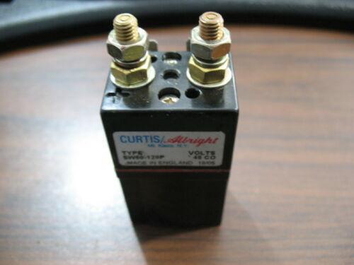 Curtis Albright SW60-120P Contactor