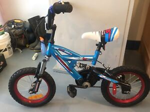 """14"""" boys supercycle bicycle."""